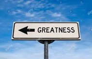 greatness ahead