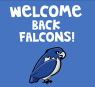 Welcome Back w Falcon