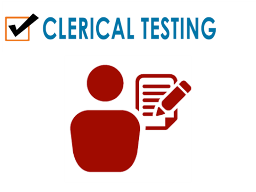 Clerical testing
